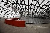 Webb bridge in Melbourne — Stock Photo