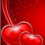 Valentine Heart — Stock Vector