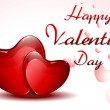Stock vektor: Valentine Card