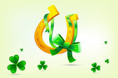 Saint Patrick's Day — Vector de stock