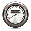 Sale Speedometer — Stock Vector