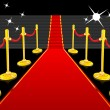 Red Carpet — Stockvector #5163417