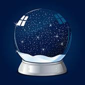 Glass Ball — Stock Vector