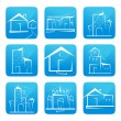 Royalty-Free Stock Vector Image: Architectural Building