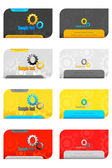 Set of Business Card — Wektor stockowy