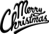 Merry christmas — Vetorial Stock