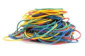 Elastici colorati — Foto Stock