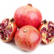 Fresh pomegranate — Stock Photo #5102331