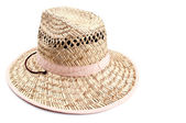 Rural hat isolated — Stock Photo