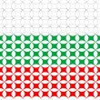 Bulgaria Flag Icon sign - Stock Vector