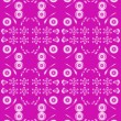 Royalty-Free Stock Vector Image: Seamless floral damask background magenta wallpaper