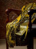 Krzesło w starym stylu — Zdjęcie stockowe