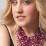 Portrait of beautiful blonde woman — Stock Photo #5155278
