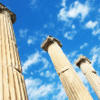Stock Photo: Temple of Hadrian in Ephesus, Turkey