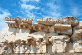 ペルガモン トルコ トラヤヌス寺 — ストック写真