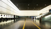 Hall del Aeropuerto — Stock Photo