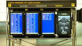 Panel información — Stock Photo