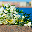 Wedding bouquet — Stock Photo #5315203