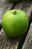 Green Apple — Stock Photo
