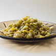 Lentil sprouts — Stock Photo