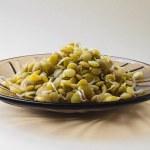Lentil sprouts — Stock Photo #5234363