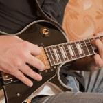 Guitarist — Stock Photo #5244062