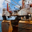 Old trawler - Stock Photo