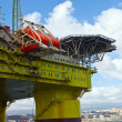 Oil rig - 