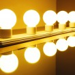 Incandescent Lamps — Stock Photo