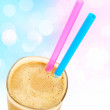 Cold coffee — Stock Photo