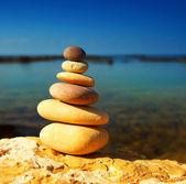 Zen dengesi — Stok fotoğraf