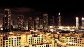 город ночью — Стоковое фото