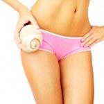 Постер, плакат: Beautiful female body
