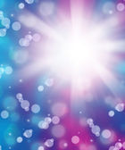 Fresh blue purple abstract background — Stock Photo