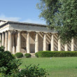 Stock Photo: Ancient greece temple