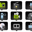 Stock Photo: Computer icons set 2