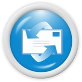 Email icon — Stockfoto