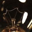 Stock Photo: Filament bulbs