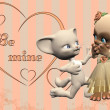 Be mine — Stock Photo #5138604
