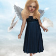 Little Angel — Stockfoto