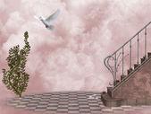 Heaven's Gate 5 — Stock Photo