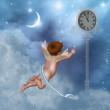 Little angel 6 — Stock Photo