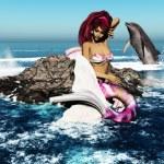 Mermaid 2 — Stock Photo