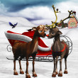 Rudolph´s love — Stock Photo #5164628