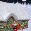 Santa is coming 2 — Stockfoto
