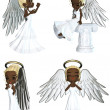 Stock Photo: Angel 2