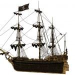 Pirate Ship — Stock Photo #5189452