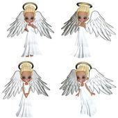 Angel 1 — Stock Photo