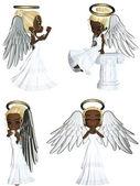 Angel 2 — Stock Photo