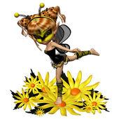 Bee Fairy 2 — Stock Photo